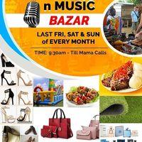 Grillz Food n Music Bazar