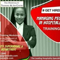 3-Day Online Managing People In Hospitality Training