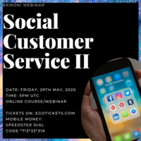 Social Customer Service II