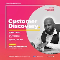 Customer Discovery