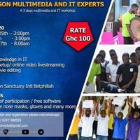 3 Days Multimedia and I.T. Workshop