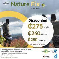 Nature Fix- Kwahu Ranges