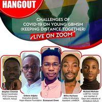 Pan Africa GBMSM Virtual Hangout