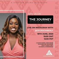 The Journey With Kimberly Ofori