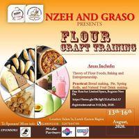 Flour Craft Training Larteh