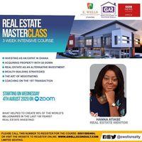 Virtual Real Estate MasterClass