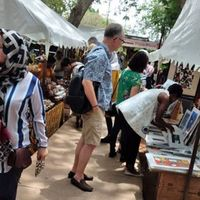 BAZAAR - Accra Art & Craft Market