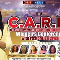 Care Women's Conference With Pastor Lisa