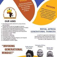 AFRICAN YOUTH HUMAN RIGHTS AND CULTURE SUMMIT (AYHRCS'20)