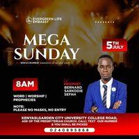 MEGA SUNDAY