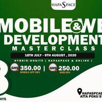 Mobile & Web Development Masterclass