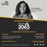 AU AGENDA 2063 EXPOSITION PART 2