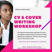 CV & Cover Writing Workshop