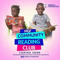 MGF Community Reading club