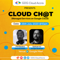 Cloud Chat: Managed Services on Google Cloud