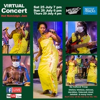 Hot Nostalgic Jam Virtual Concert