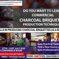 Biomass Briquette Training Course