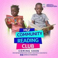 MGF Community Reading club