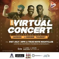 Live Virtual Concert