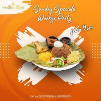 Gold Coast Waakye Party