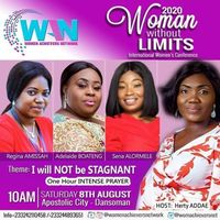 Woman Without Limits 2020 -International Women's Conference