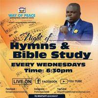 Night of hymns and bible study
