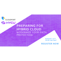 Preparing for Hybrid Cloud – Modernise Your Data Protection