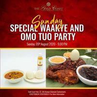 Special Waakye & Omo Tuo Party