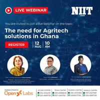 The Need For Agritech Solutions In Ghana
