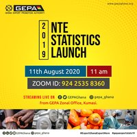 2019 NTE Statistics Launch
