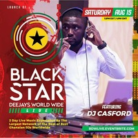 Black Star Deejays Worldwide Live