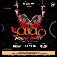 Sobolo house party