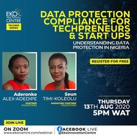 Data Protection Complaint For Techpreneurs