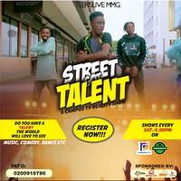 STREET GOT TALENT AUDITION