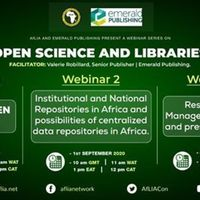 Open Science and Libraries Webinar Series