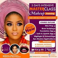 MAKEUP TRAINING & GELE MAKING