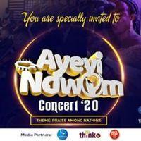 Ayeyi Ndwom Live/Virtual Concert 2020
