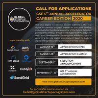 Global Startup Ecosystem Free Digital Career Accelerator w/ Google, IBM, AWS