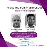 Preparing for Hybrid Cloud – Protect and Migrate