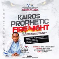 KAIROS PROPHETIC FIRE NIGHT