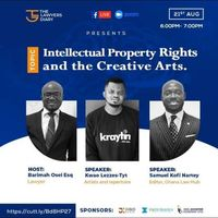 Intellectual Property Rights and the Creative Arts