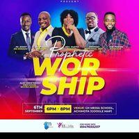 PROPHETIC WORSHIP 2020