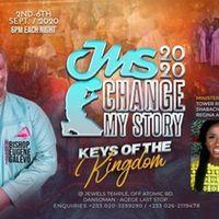 CHANGE MY STORY (CMS) - 2020