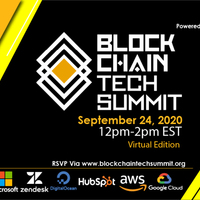 Blockchain Tech Summit (Virtual Event)