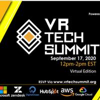 VR Tech Summit (Virtual Edition) 2020