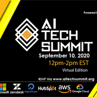 A.I Tech Summit (Virtual Edition) 2020