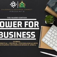 Power For Business Conference
