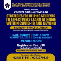 SEMINAR FOR PARENTS AND GUARDIANS