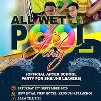 All Wet Pool Party