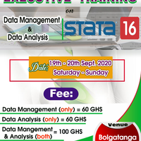 DATA MANAGEMENT AND ANALYSIS TRAINING